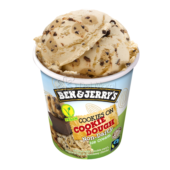 COOKIE DOUGH NON-DAIRY - BEN&JERRY'S