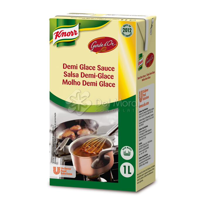 GARDE D'OR DEMI-GLACE