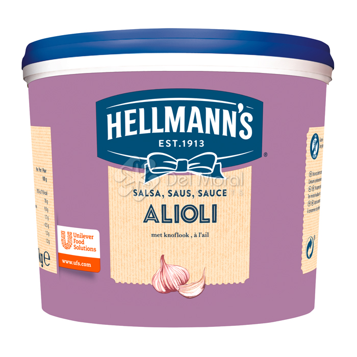 ALL I OLI - HELLMANN'S