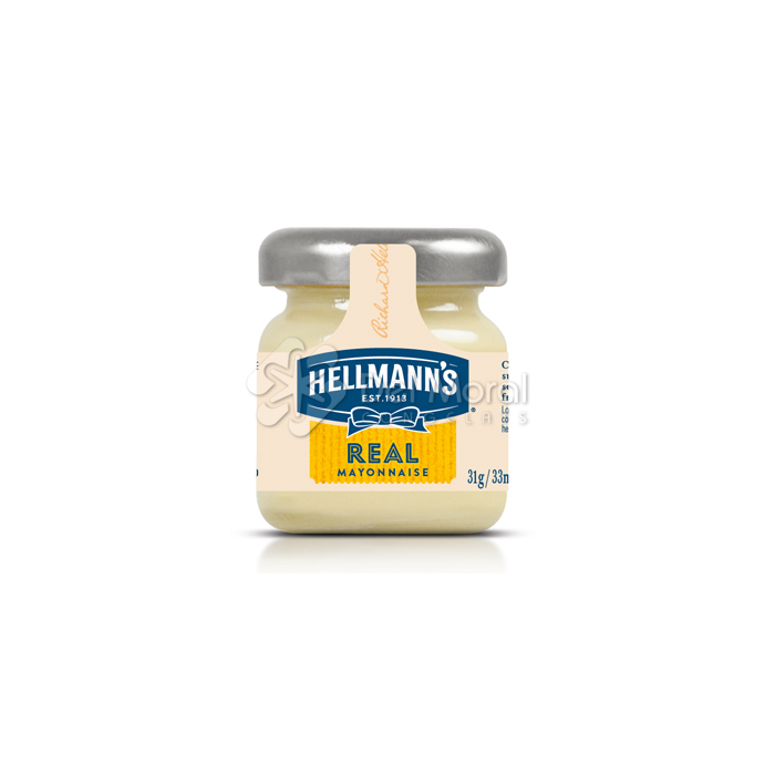 HELLMANN'S MINI POT MAIONESA