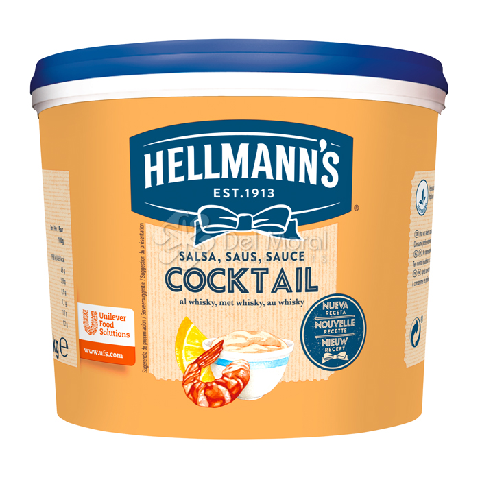 SALSA COCKTAIL - HELLMANN'S