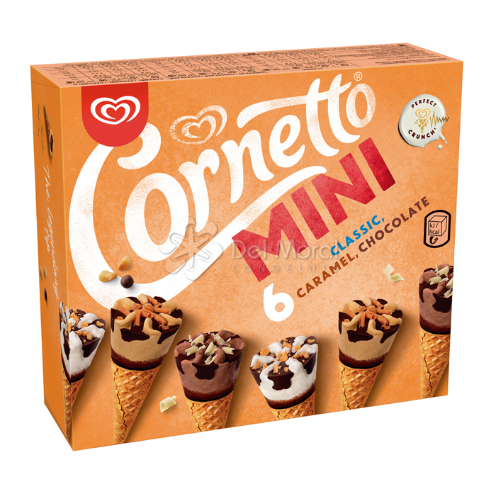 6 CORNETTO MIX MINI