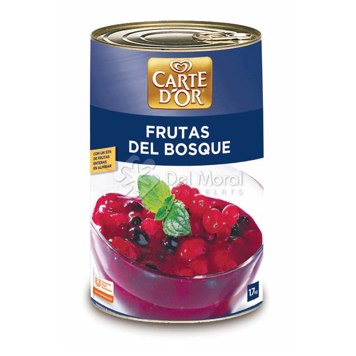 FRUITES DEL BOSC - CARTE D'OR