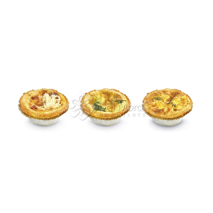 ASSORTIMENT MINI QUICHES