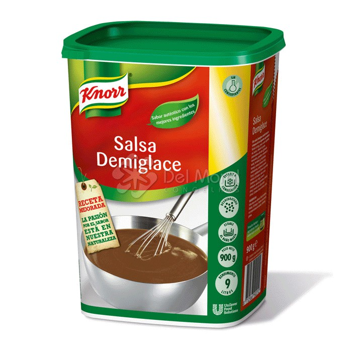 SALSA DEMI-GLACE - KNORR